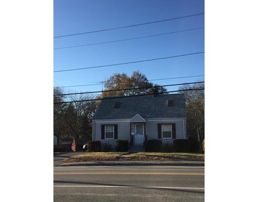 Частный односемейный дом для того Продажа на 480 Pulaski Blvd 480 Pulaski Blvd Bellingham, Массачусетс 02019 Соединенные Штаты