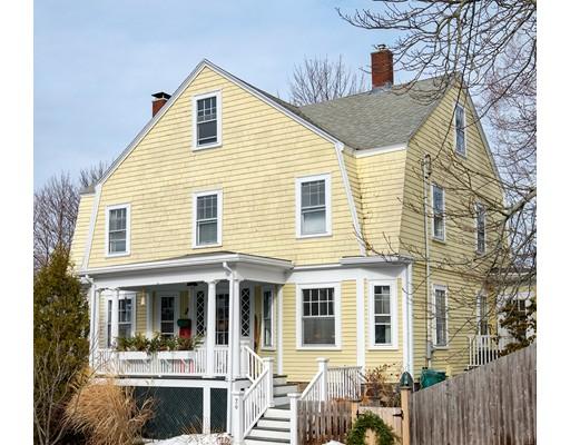 Частный односемейный дом для того Продажа на 26 Mckinley Avenue 26 Mckinley Avenue Beverly, Массачусетс 01915 Соединенные Штаты