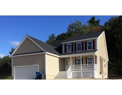 Appartement en copropriété pour l Vente à 13 Olivia Way #E 13 Olivia Way #E Groton, Massachusetts 01450 États-Unis