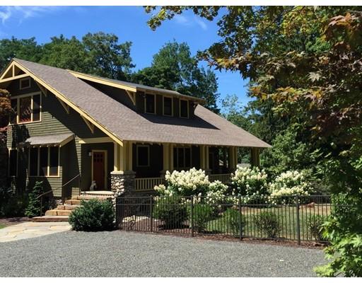 Maison unifamiliale pour l Vente à 9 Harkness Road 9 Harkness Road Pelham, Massachusetts 01002 États-Unis