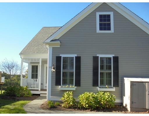 共管式独立产权公寓 为 销售 在 82 Brookside Road 82 Brookside Road 波恩, 马萨诸塞州 02532 美国