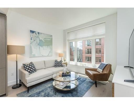 Single Family Home for Rent at 100 Lovejoy Boston, Massachusetts 02114 United States
