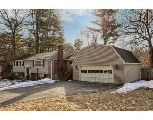Частный односемейный дом для того Продажа на 48 Patten Road 48 Patten Road Westford, Массачусетс 01886 Соединенные Штаты