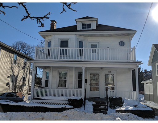 Multi-Family Home for Sale at 19 Pearl Avenue 19 Pearl Avenue Winthrop, Massachusetts 02152 United States