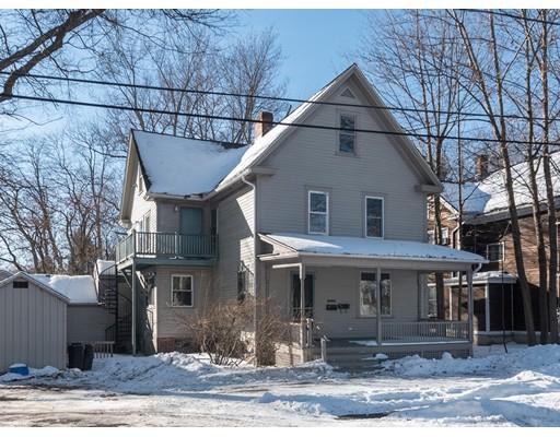 Многосемейный дом для того Продажа на 15 Cedar Street 15 Cedar Street Northampton, Массачусетс 01060 Соединенные Штаты