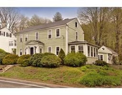 独户住宅 为 出租 在 372 Main Street Groveland, 马萨诸塞州 01834 美国
