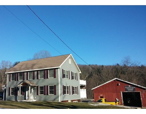 Single Family Home for Sale at 384 N Main Road 384 N Main Road Otis, Massachusetts 01253 United States