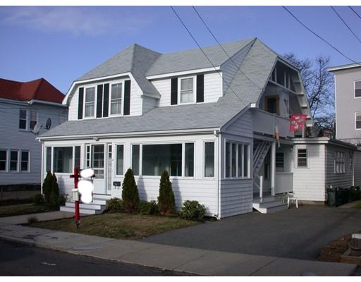 Многосемейный дом для того Продажа на 50 Seafoam Avenue 50 Seafoam Avenue Winthrop, Массачусетс 02152 Соединенные Штаты