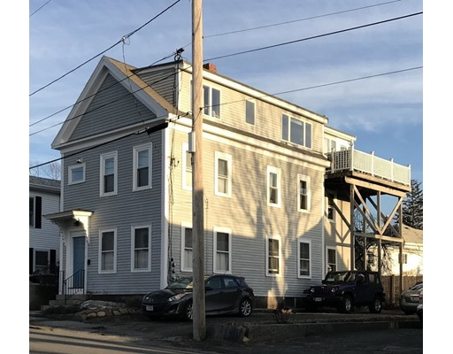 Condominium for Sale at 7 Taylor Street 7 Taylor Street Gloucester, Massachusetts 01930 United States