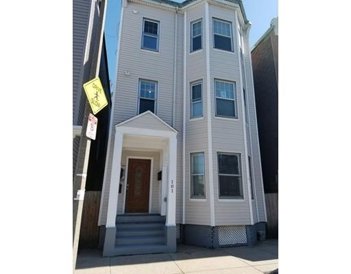 Single Family Home for Rent at 101 Chelsea Street Boston, Massachusetts 02128 United States