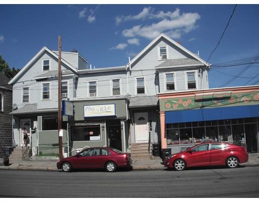 Multi-Family Home for Sale at 285 Beacon Street 285 Beacon Street Somerville, Massachusetts 02143 United States