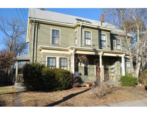 Single Family Home for Rent at 37 Maple Street 37 Maple Street Milton, Massachusetts 02186 United States