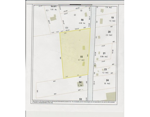 Commercial for Sale at 98 Braley Road 98 Braley Road Freetown, Massachusetts 02717 United States