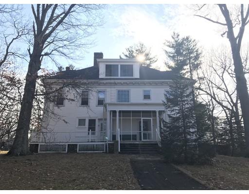 Maison avec plusieurs logements pour l Vente à 83 Washington Street 83 Washington Street Ayer, Massachusetts 01432 États-Unis