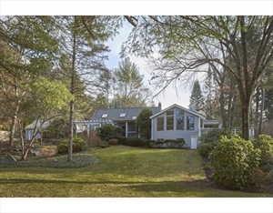 39 Kings Grant Road  is a similar property to 25 Chiltern Rd  Weston Ma