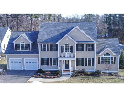 Single Family Home for Sale at 12 Cardinal Lane 12 Cardinal Lane Groton, Massachusetts 01450 United States