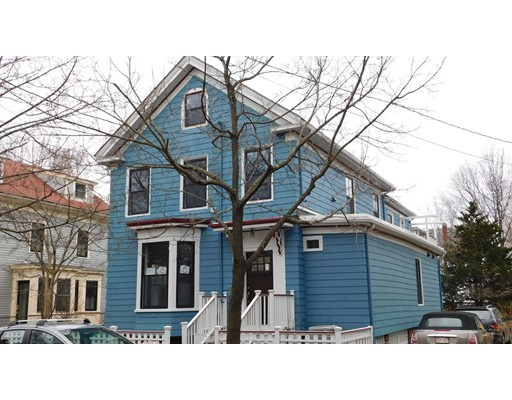 Single Family Home for Rent at 198 Hamilton Street Cambridge, 02134 United States