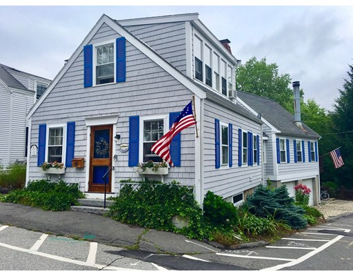 Single Family Home for Sale at 63 Gregory Street 63 Gregory Street Marblehead, Massachusetts 01945 United States