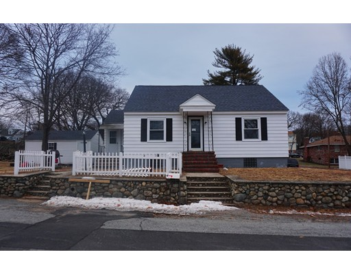 Single Family Home for Sale at 31 Sparks Street 31 Sparks Street Dracut, Massachusetts 01826 United States