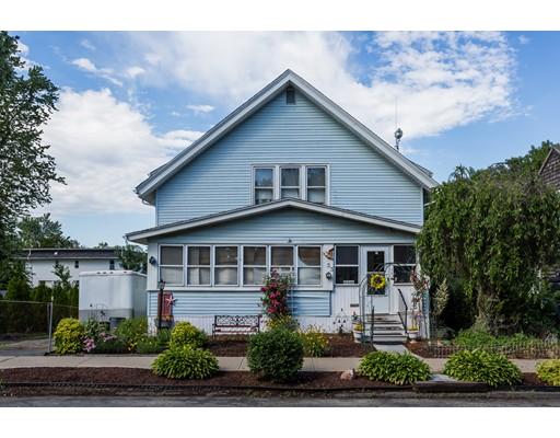 独户住宅 为 销售 在 33 Kelso Avenue 33 Kelso Avenue West Springfield, 马萨诸塞州 01089 美国