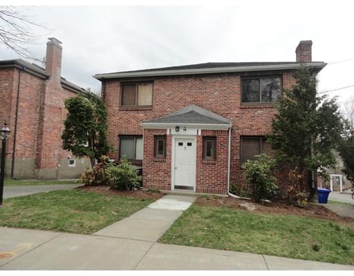 独户住宅 为 出租 在 9 Reservoir Road 布鲁克莱恩, 马萨诸塞州 02467 美国