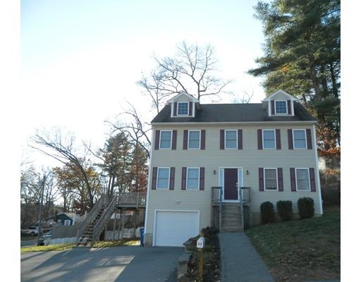 独户住宅 为 销售 在 11 Belva Road 11 Belva Road Billerica, 马萨诸塞州 01862 美国