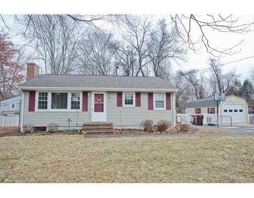 Maison unifamiliale pour l Vente à 106 Channell Drive 106 Channell Drive Agawam, Massachusetts 01001 États-Unis