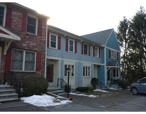 Casa unifamiliar adosada (Townhouse) por un Alquiler en 51 Fox Meadow #G 51 Fox Meadow #G Leominster, Massachusetts 01453 Estados Unidos