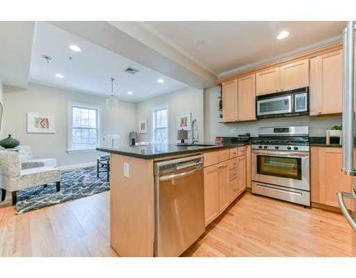Condominium for Sale at 394 Norfolk Street 394 Norfolk Street Cambridge, Massachusetts 02139 United States