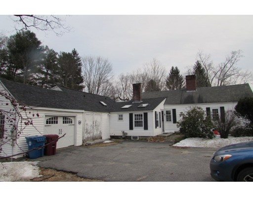 Single Family Home for Sale at 63 Kendall Road 63 Kendall Road Tyngsborough, Massachusetts 01879 United States