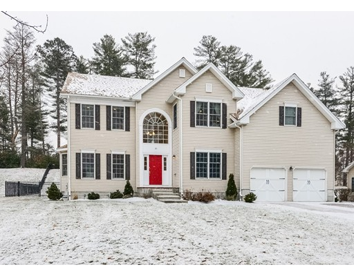 Single Family Home for Sale at 20 Endean 20 Endean Walpole, Massachusetts 02032 United States