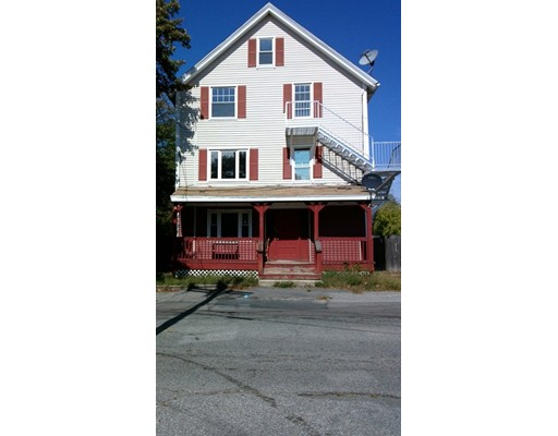 Single Family Home for Rent at 69 West Carpenter Street 69 West Carpenter Street Attleboro, Massachusetts 02703 United States