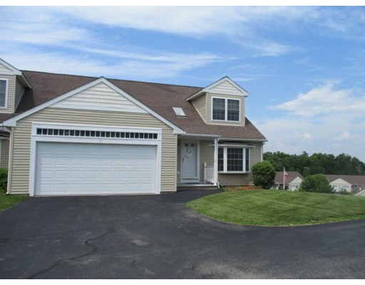Condominium for Sale at 65 Hillside Village Drive 65 Hillside Village Drive West Boylston, Massachusetts 01583 United States