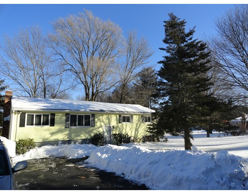 Single Family Home for Sale at 129 Marked Tree Road 129 Marked Tree Road Holliston, Massachusetts 01746 United States