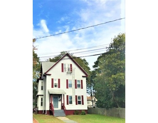 Multi-Family Home for Sale at 41 Courtland Street 41 Courtland Street Middleboro, Massachusetts 02346 United States