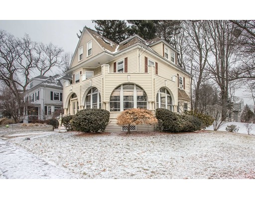 Single Family Home for Sale at 7 Marion Street 7 Marion Street Dedham, Massachusetts 02026 United States