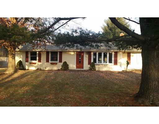 Maison unifamiliale pour l Vente à 52 Lockwood Circle 52 Lockwood Circle Swansea, Massachusetts 02777 États-Unis