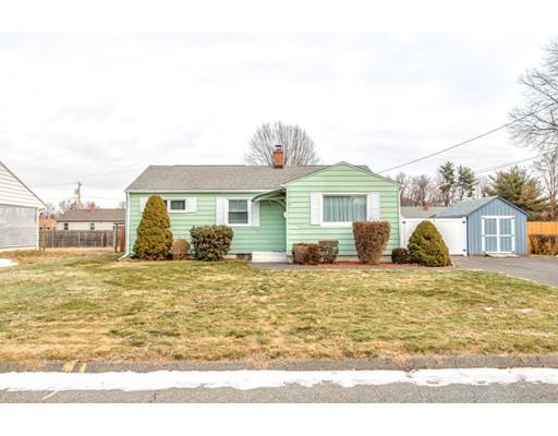 Maison unifamiliale pour l Vente à 78 Willwood Street 78 Willwood Street Chicopee, Massachusetts 01013 États-Unis