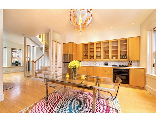 Condominium for Sale at 31 Claremont Park 31 Claremont Park Boston, Massachusetts 02118 United States