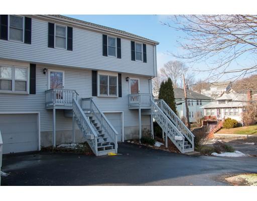 Casa unifamiliar adosada (Townhouse) por un Alquiler en 12 Garfield St #12 12 Garfield St #12 Quincy, Massachusetts 02169 Estados Unidos