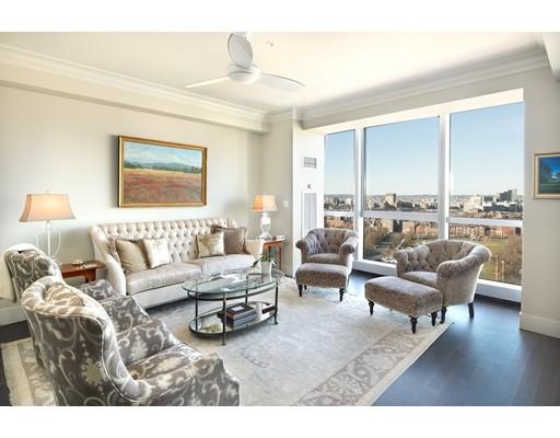 Eigentumswohnung für Verkauf beim 110 Streetuart Street 110 Streetuart Street Boston, Massachusetts 02116 Vereinigte Staaten