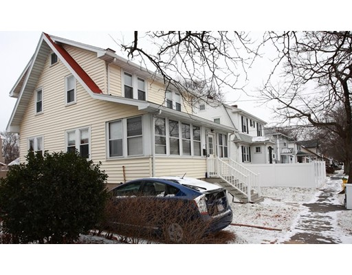 Single Family Home for Rent at 90 Belmont Street Quincy, Massachusetts 02170 United States