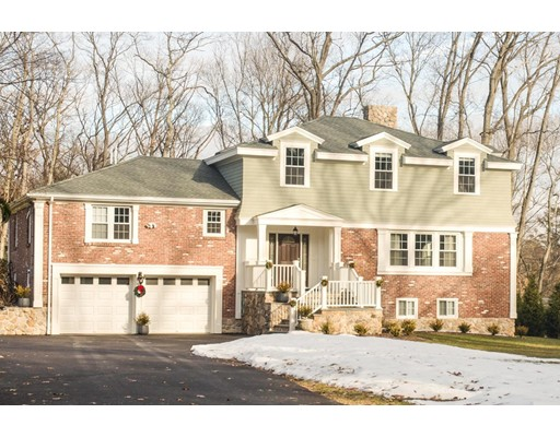 Picture 12 of 25 Chiltern Rd  Weston Ma 4 Bedroom Single Family