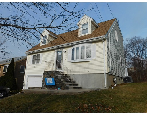 Single Family Home for Sale at 39 Lawrence Road 39 Lawrence Road Lynn, Massachusetts 01904 United States