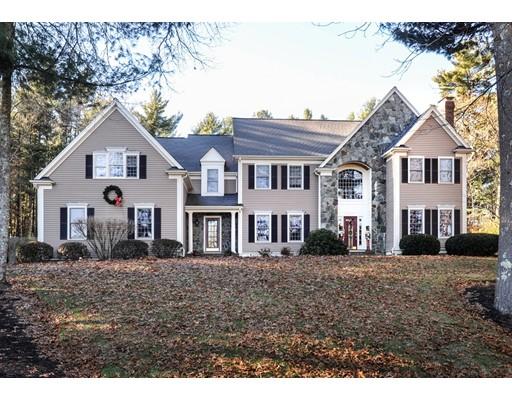Частный односемейный дом для того Продажа на 155 Country Club Way 155 Country Club Way Kingston, Массачусетс 02364 Соединенные Штаты