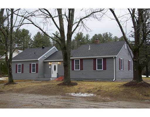 Single Family Home for Sale at 20 Hope Avenue 20 Hope Avenue Oxford, Massachusetts 01540 United States