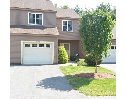 Condominium for Sale at 1100 Ridgefield Circle 1100 Ridgefield Circle Clinton, Massachusetts 01510 United States