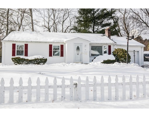 Single Family Home for Sale at 39 Linda Avenue 39 Linda Avenue Framingham, Massachusetts 01701 United States