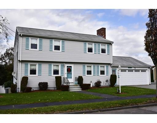 Single Family Home for Sale at 5 Edythe Lane 5 Edythe Lane Peabody, Massachusetts 01960 United States