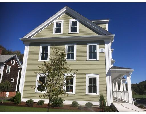 Appartement pour l à louer à 67 North St. #2B 67 North St. #2B Medfield, Massachusetts 02052 États-Unis